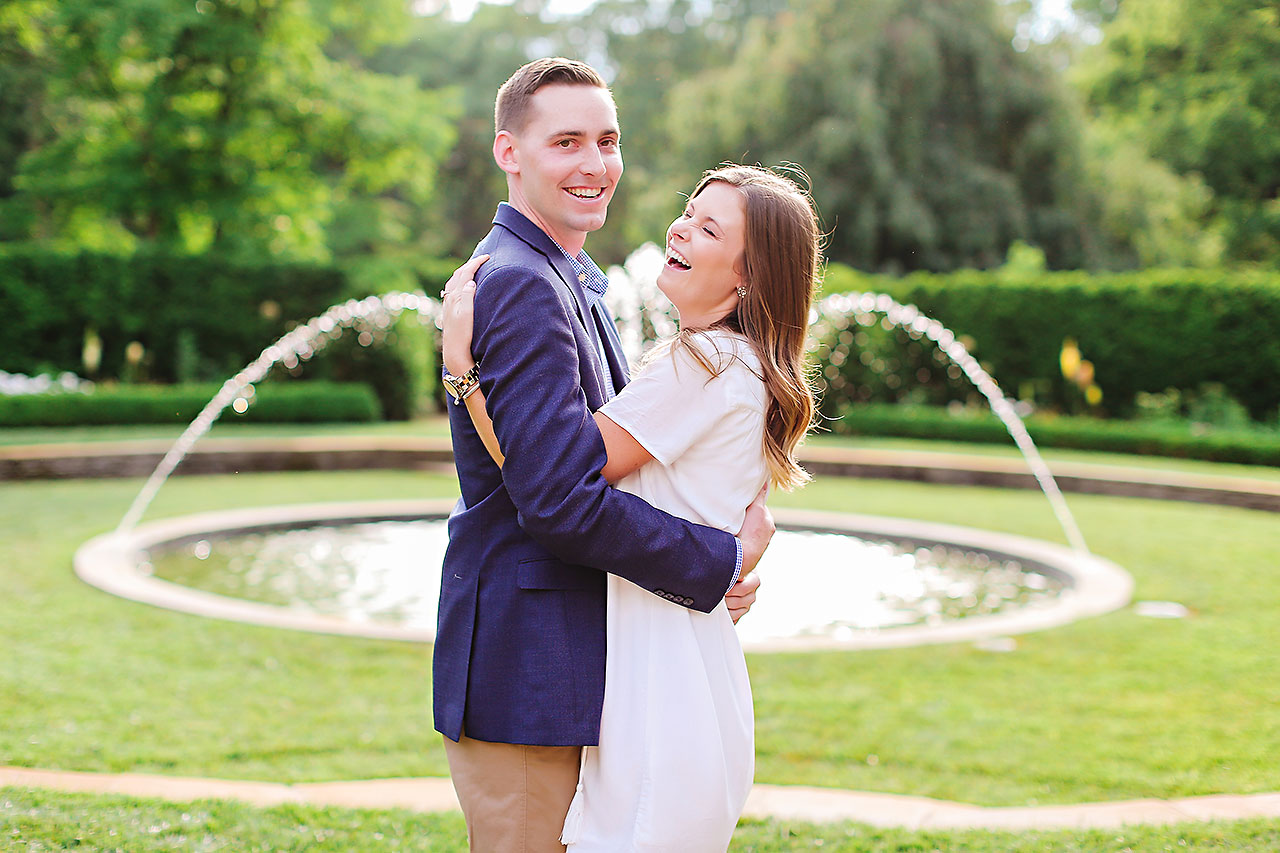 Erin Grant Indianpolis Museum of Art Newfields Engagement Session 076