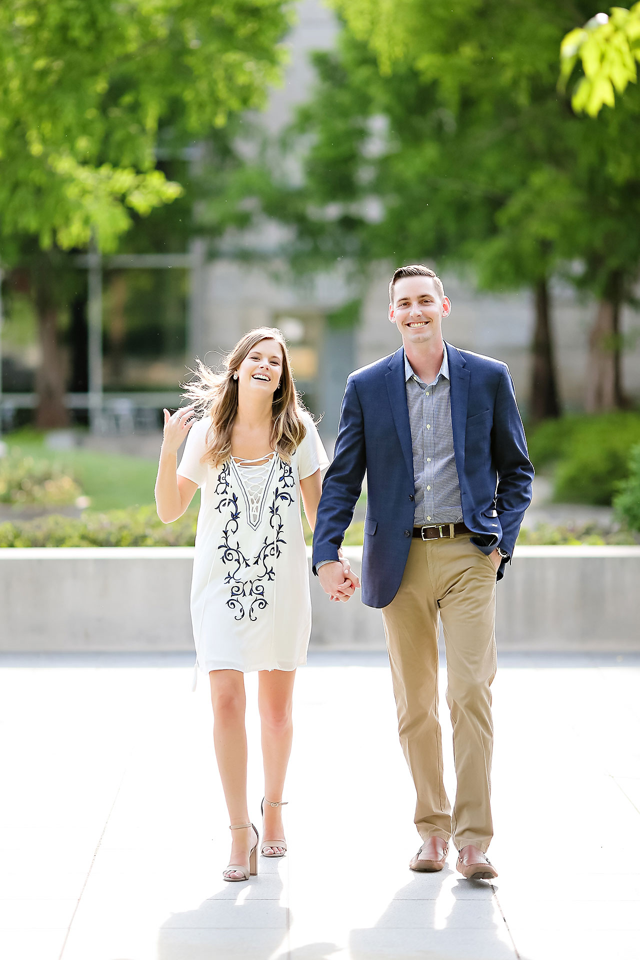 Erin Grant Indianpolis Museum of Art Newfields Engagement Session 073