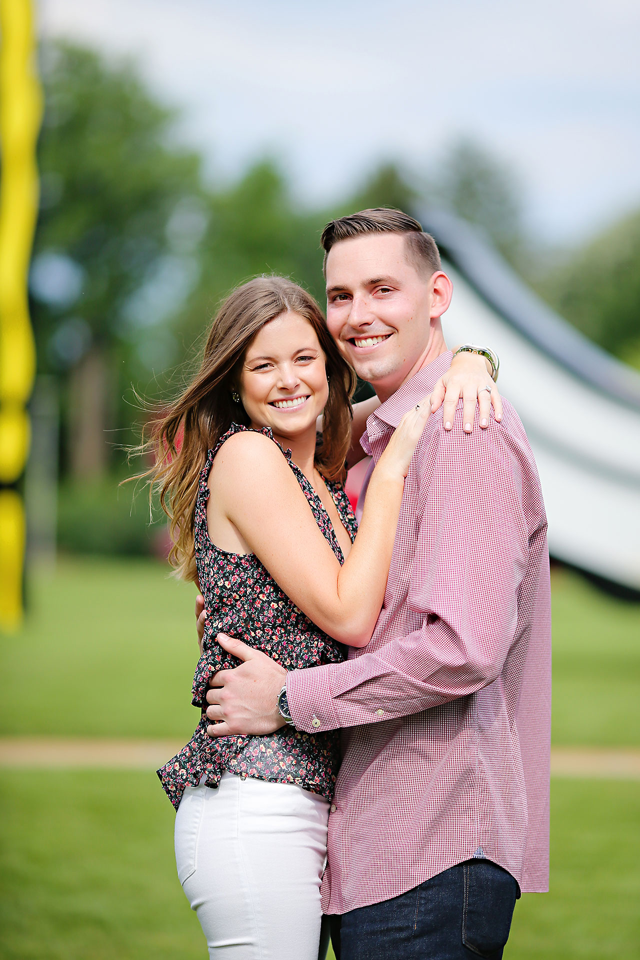 Erin Grant Indianpolis Museum of Art Newfields Engagement Session 064