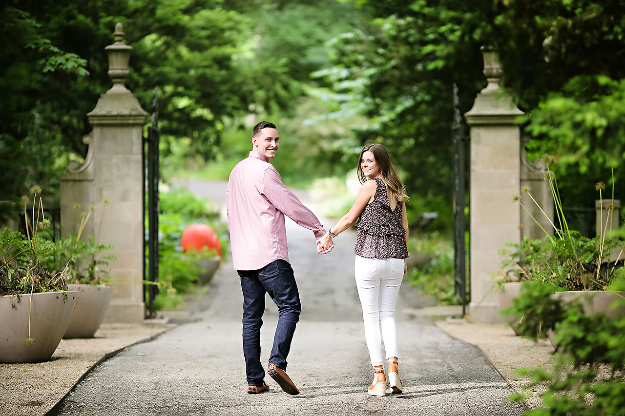 Erin Grant Indianpolis Museum of Art Newfields Engagement Session 046