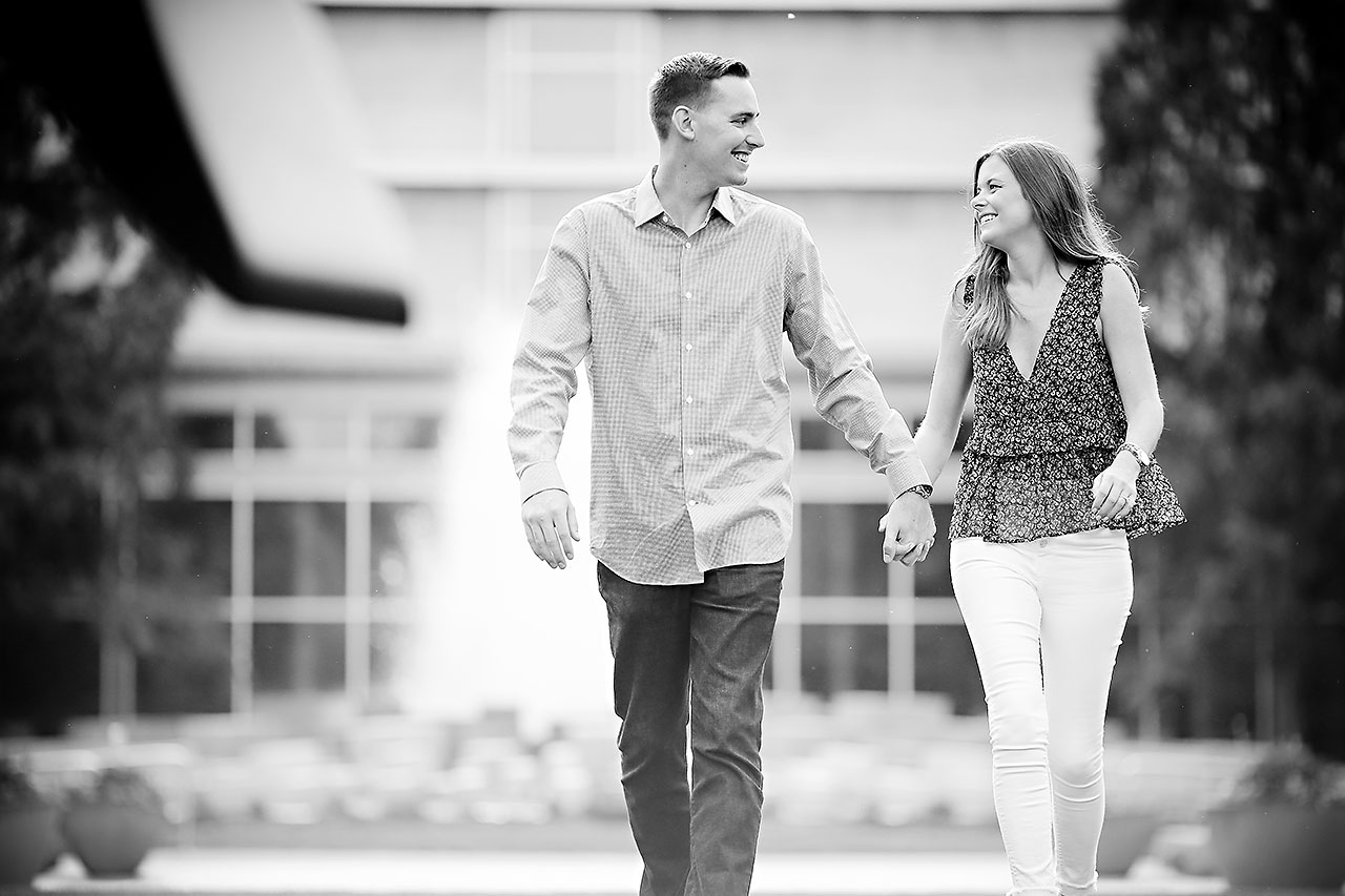 Erin Grant Indianpolis Museum of Art Newfields Engagement Session 043