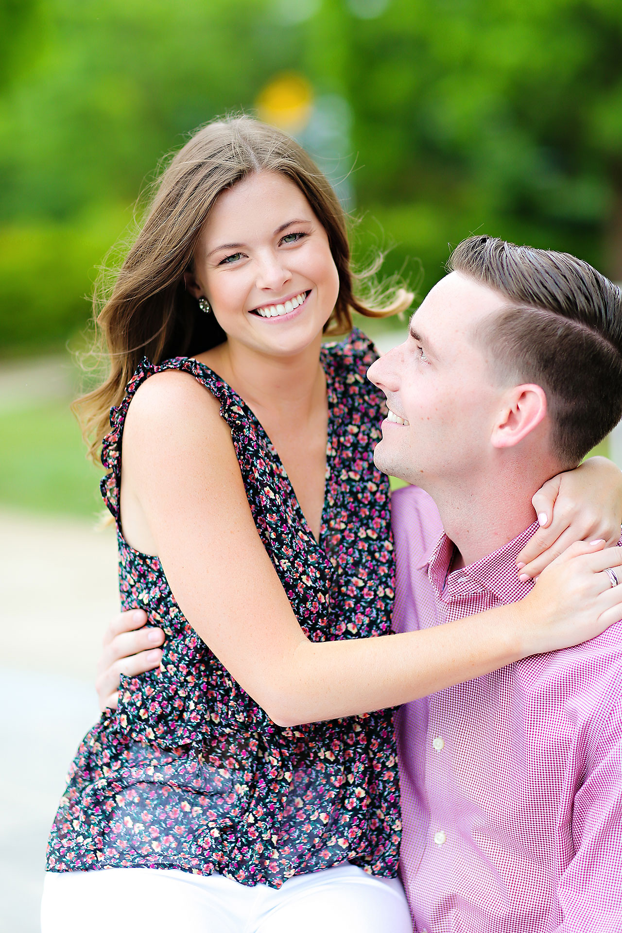 Erin Grant Indianpolis Museum of Art Newfields Engagement Session 031