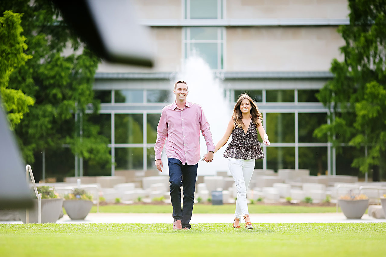 Erin Grant Indianpolis Museum of Art Newfields Engagement Session 028