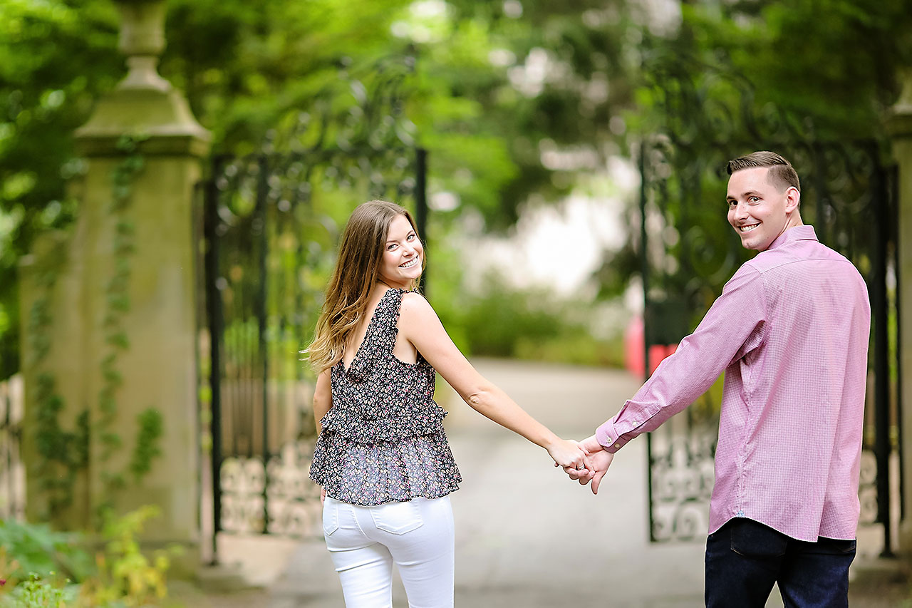 Erin Grant Indianpolis Museum of Art Newfields Engagement Session 016