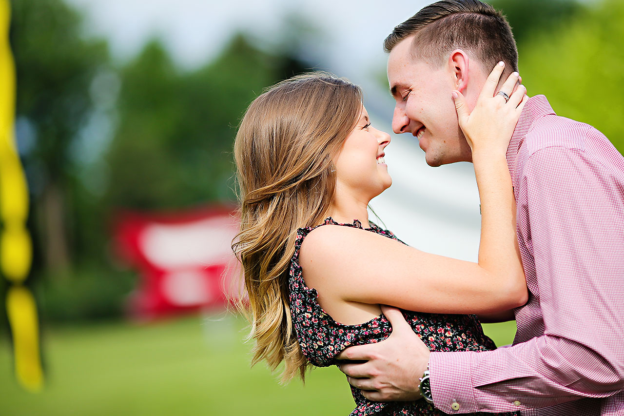 Erin Grant Indianpolis Museum of Art Newfields Engagement Session 012