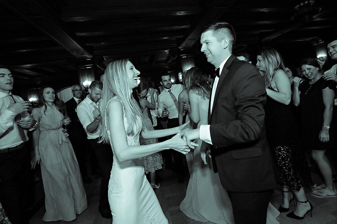 Molly Declan Scottish Rite Indianapolis Wedding 373
