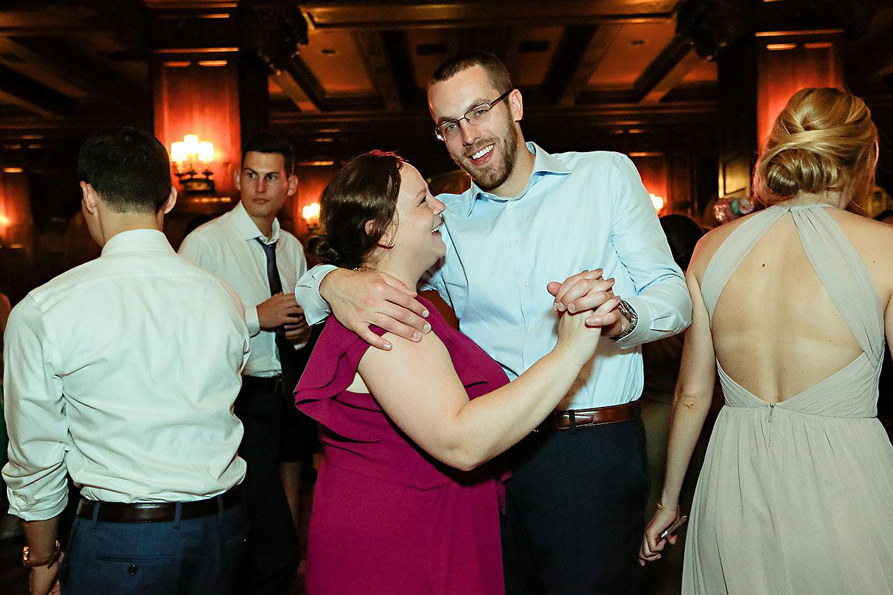 Molly Declan Scottish Rite Indianapolis Wedding 367