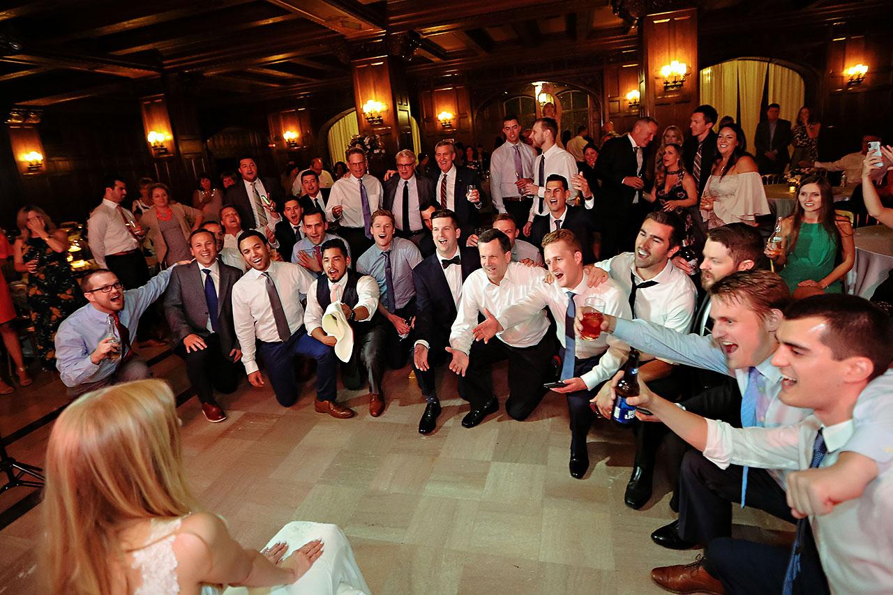 Molly Declan Scottish Rite Indianapolis Wedding 360