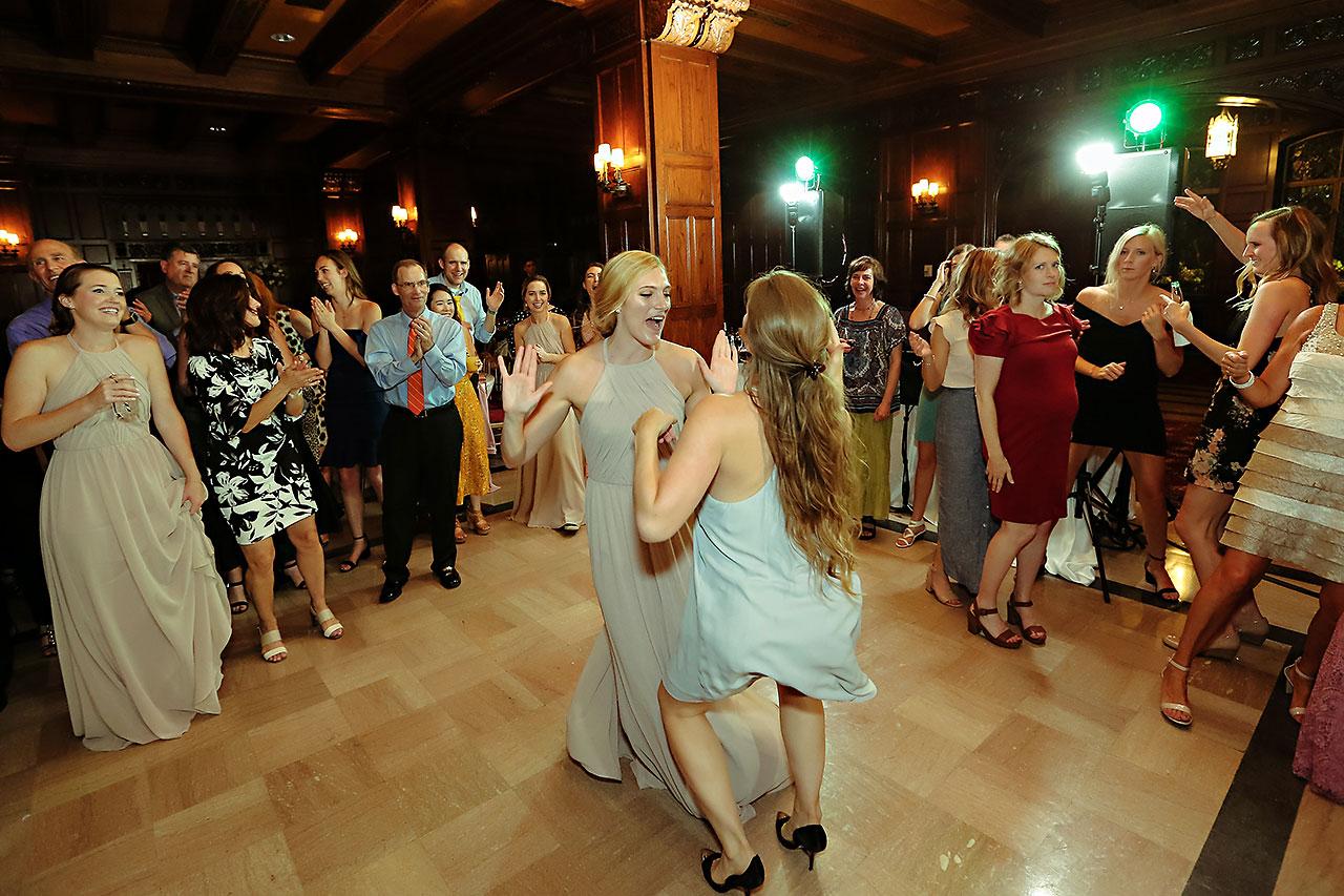 Molly Declan Scottish Rite Indianapolis Wedding 353