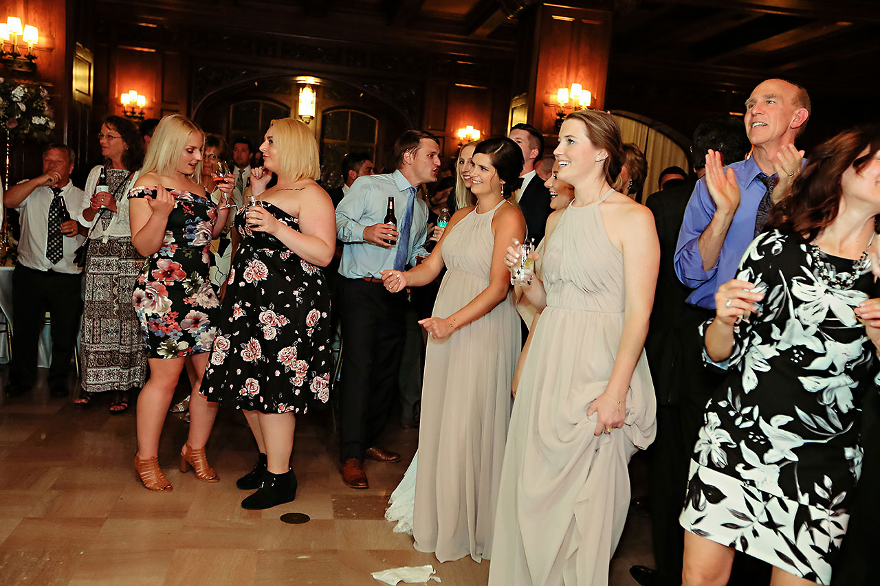 Molly Declan Scottish Rite Indianapolis Wedding 354