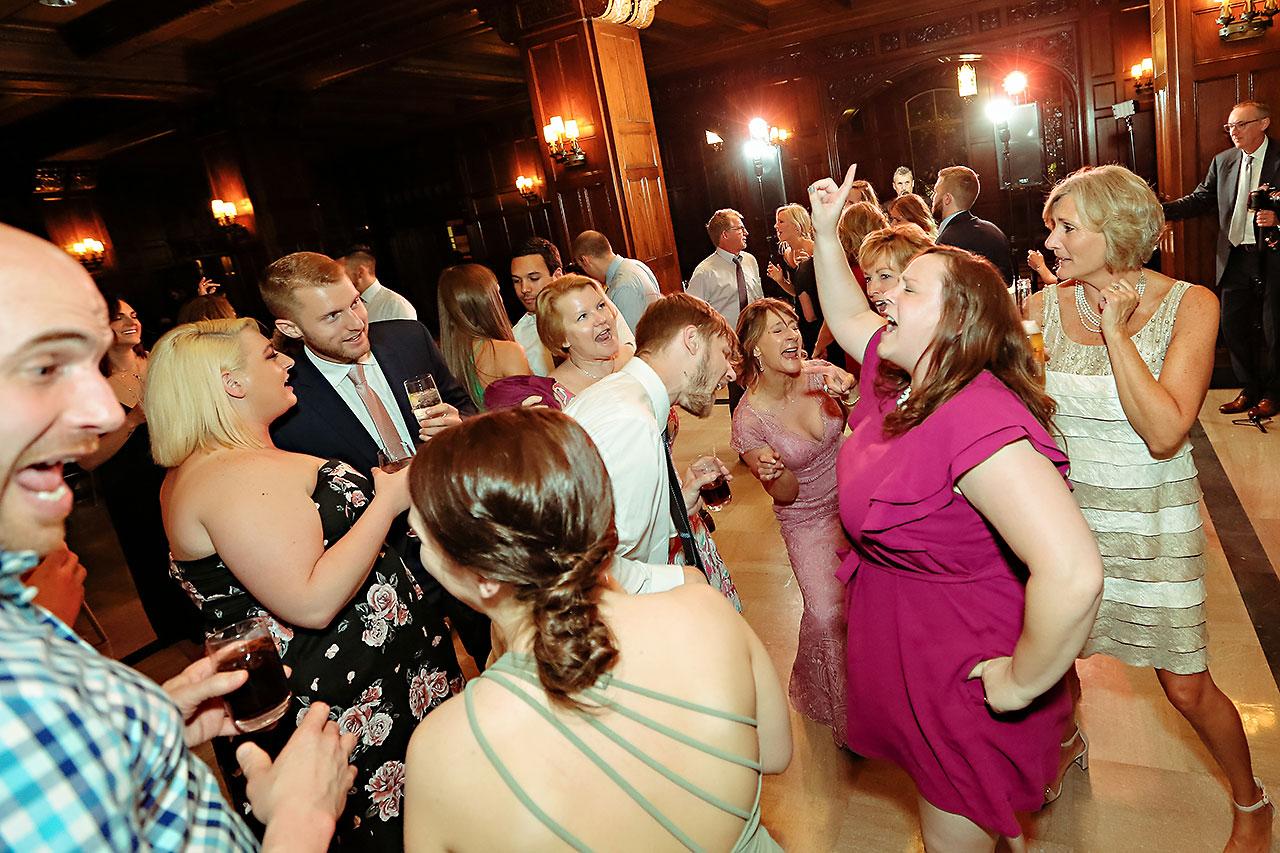 Molly Declan Scottish Rite Indianapolis Wedding 342