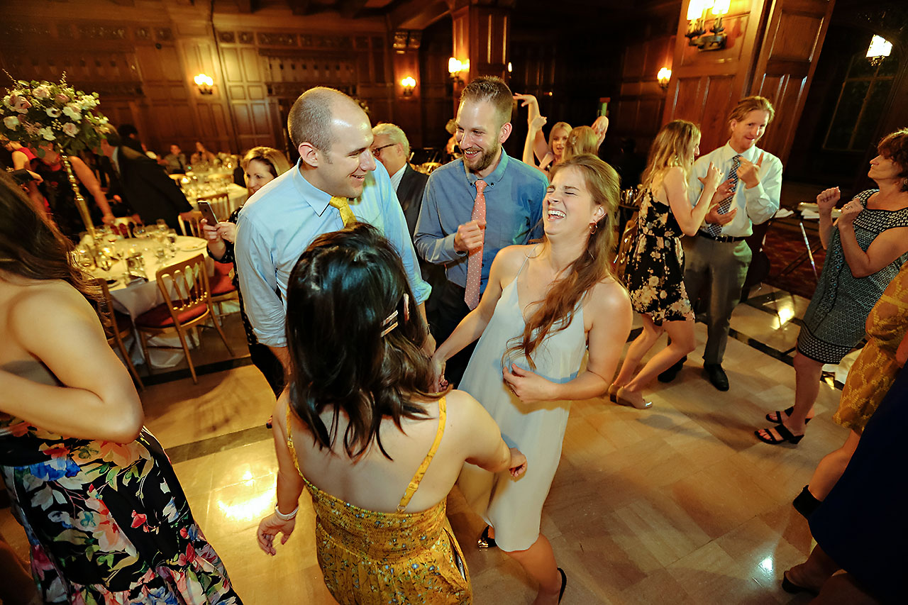 Molly Declan Scottish Rite Indianapolis Wedding 338