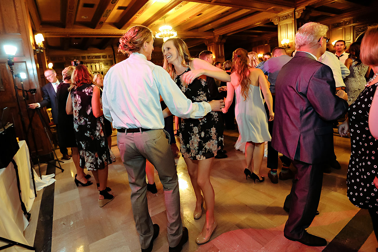 Molly Declan Scottish Rite Indianapolis Wedding 335