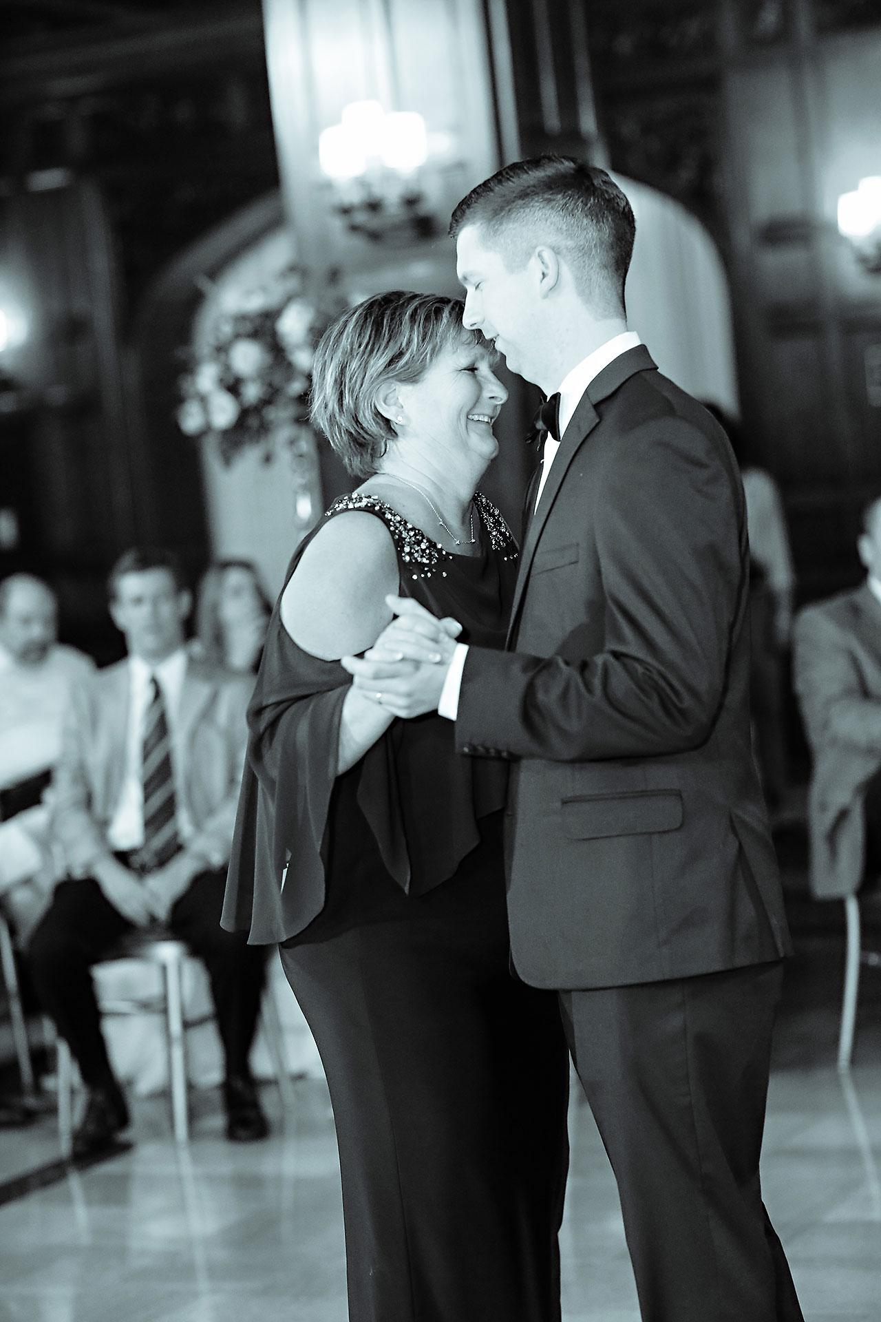 Molly Declan Scottish Rite Indianapolis Wedding 325