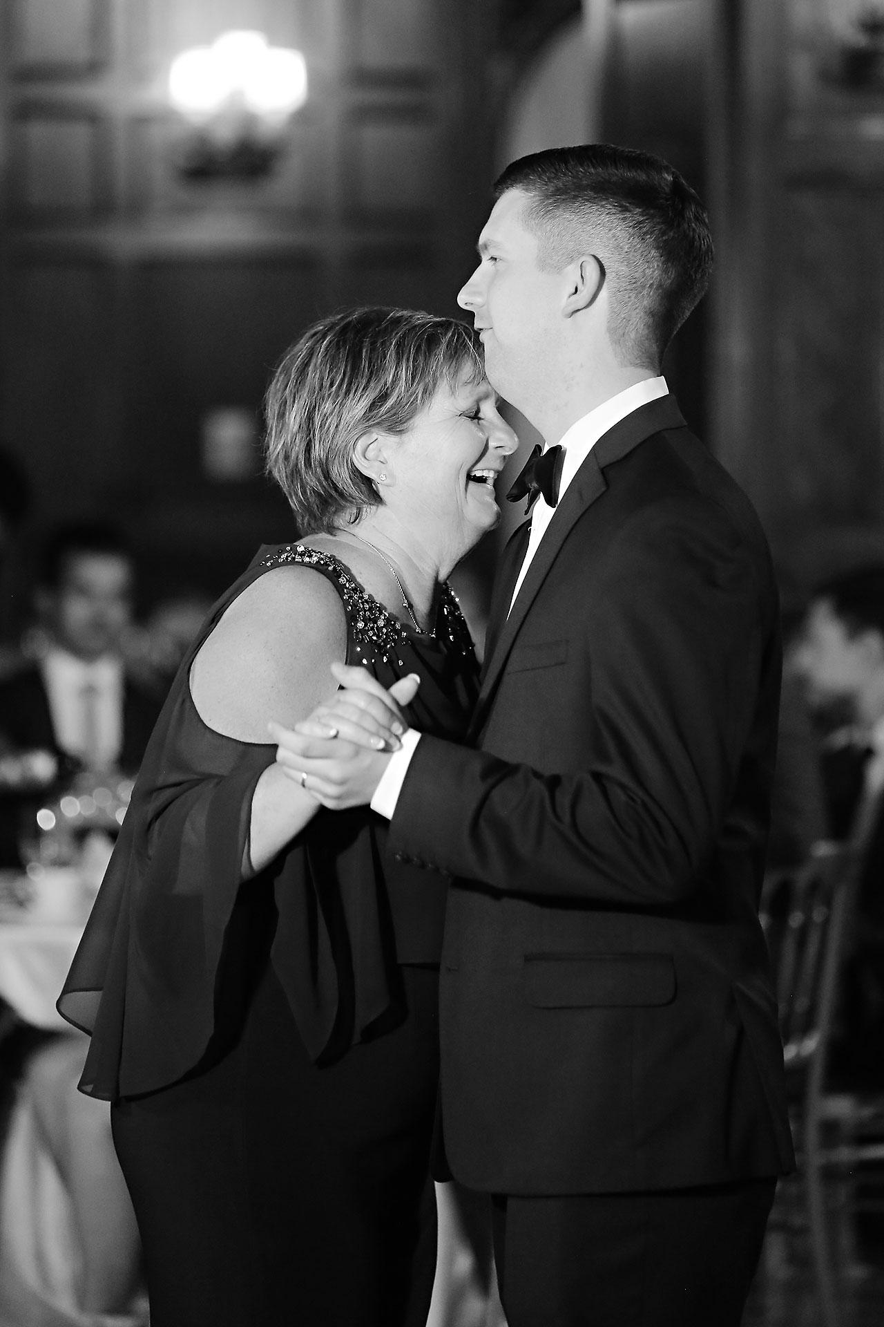 Molly Declan Scottish Rite Indianapolis Wedding 324