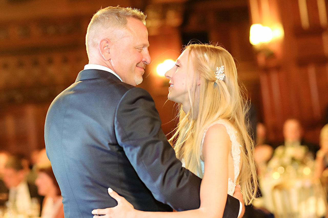 Molly Declan Scottish Rite Indianapolis Wedding 315