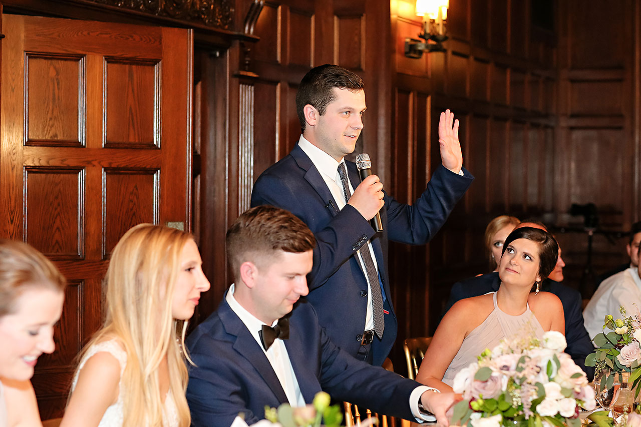 Molly Declan Scottish Rite Indianapolis Wedding 299