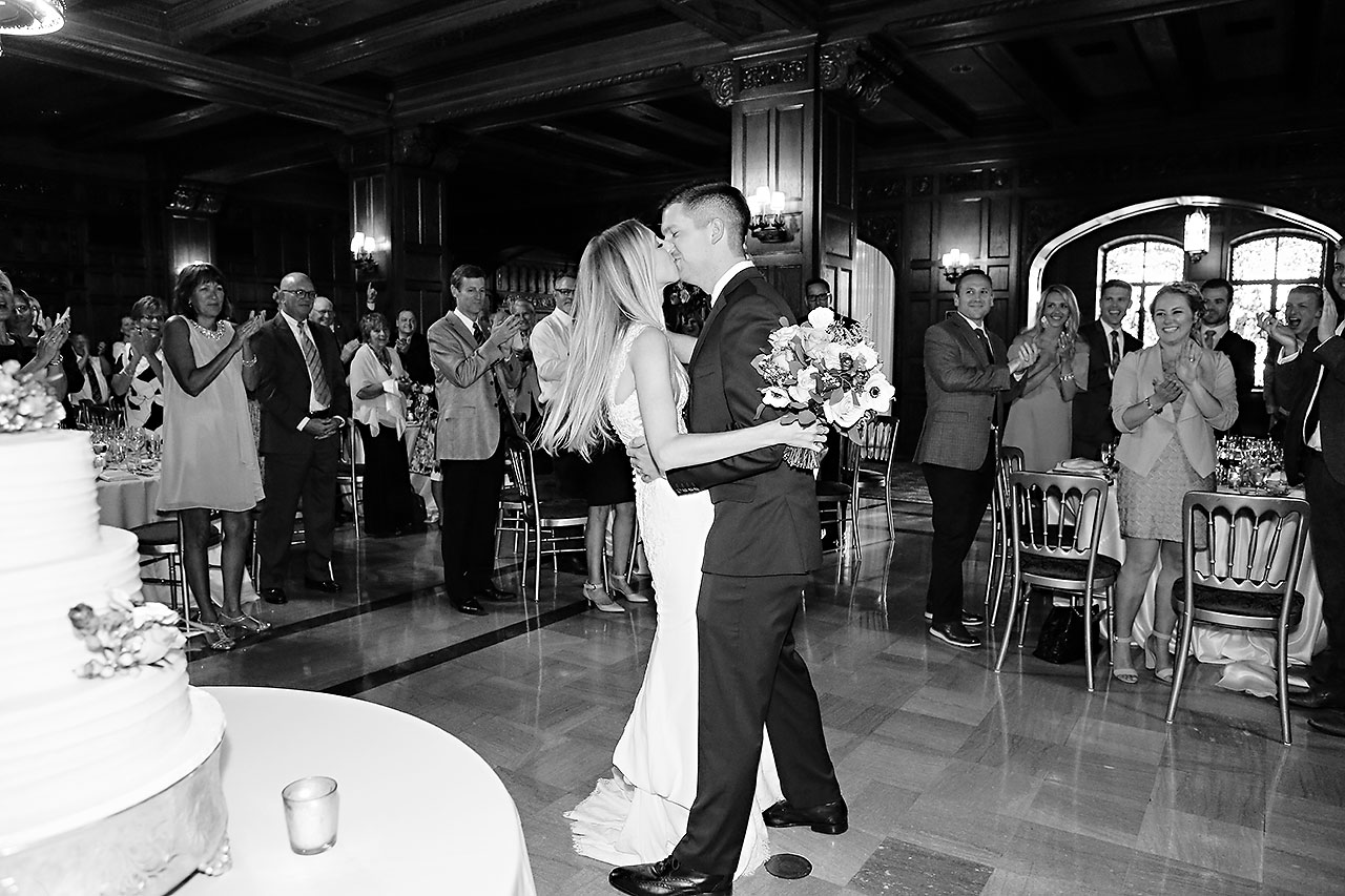 Molly Declan Scottish Rite Indianapolis Wedding 290