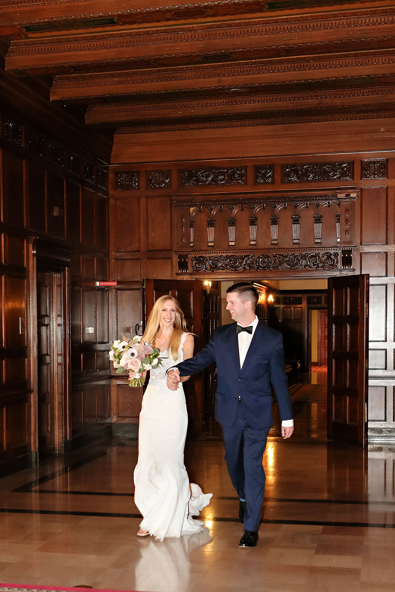 Molly Declan Scottish Rite Indianapolis Wedding 286