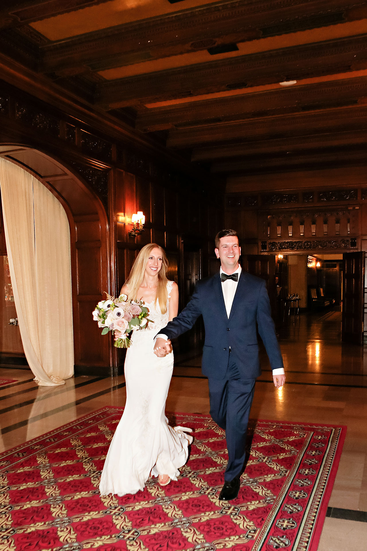 Molly Declan Scottish Rite Indianapolis Wedding 287