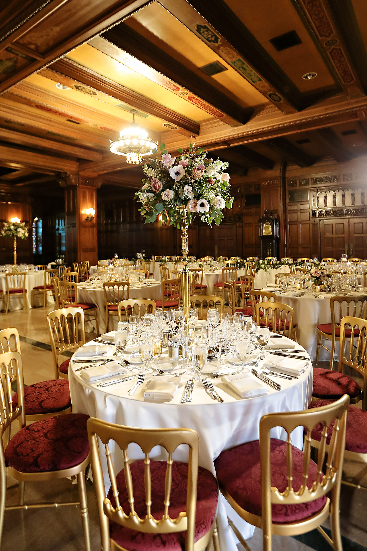 Molly Declan Scottish Rite Indianapolis Wedding 266