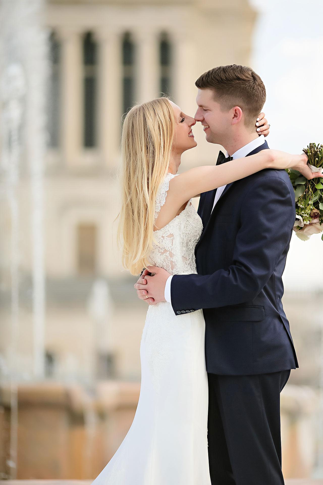 Molly Declan Scottish Rite Indianapolis Wedding 251
