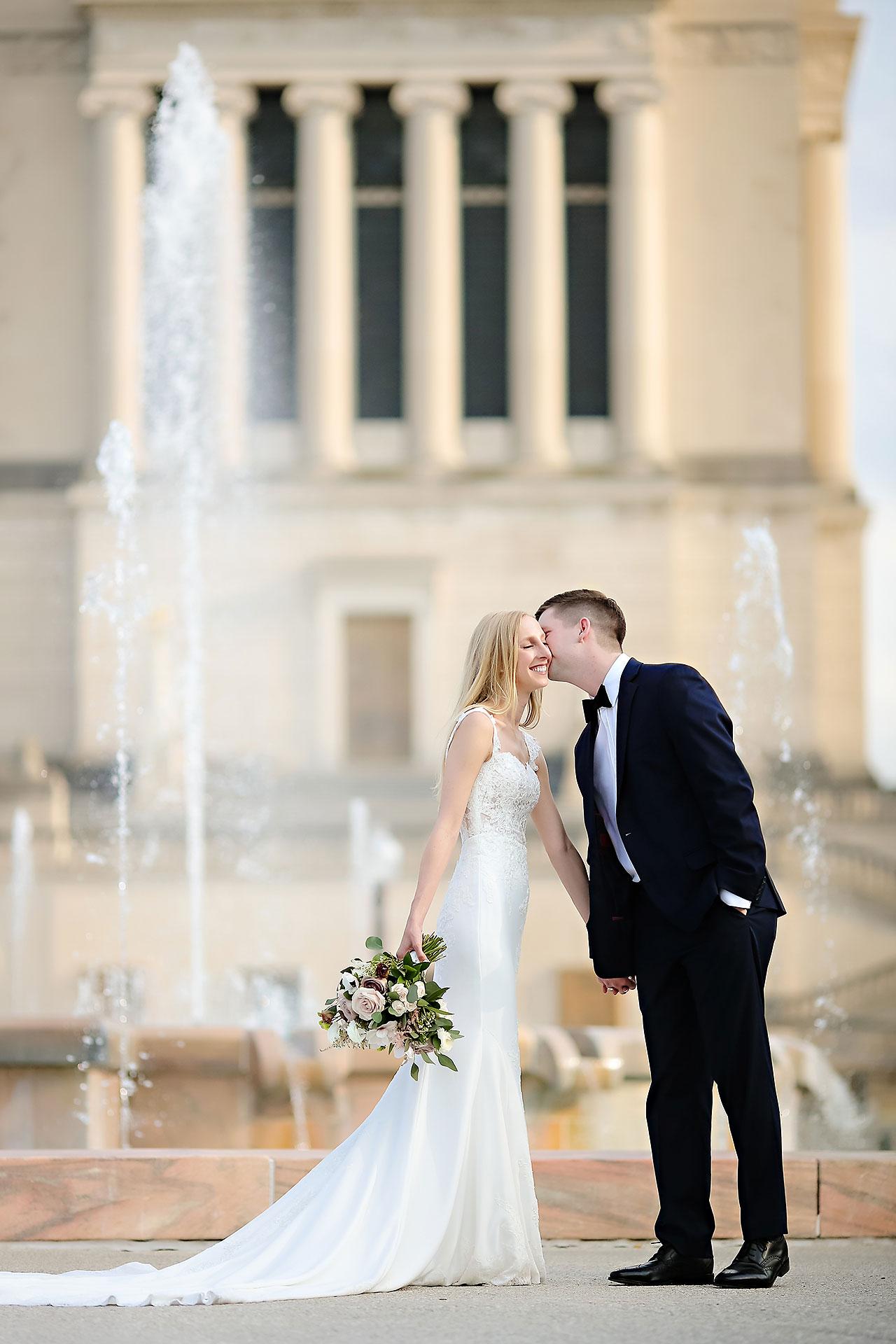 Molly Declan Scottish Rite Indianapolis Wedding 253