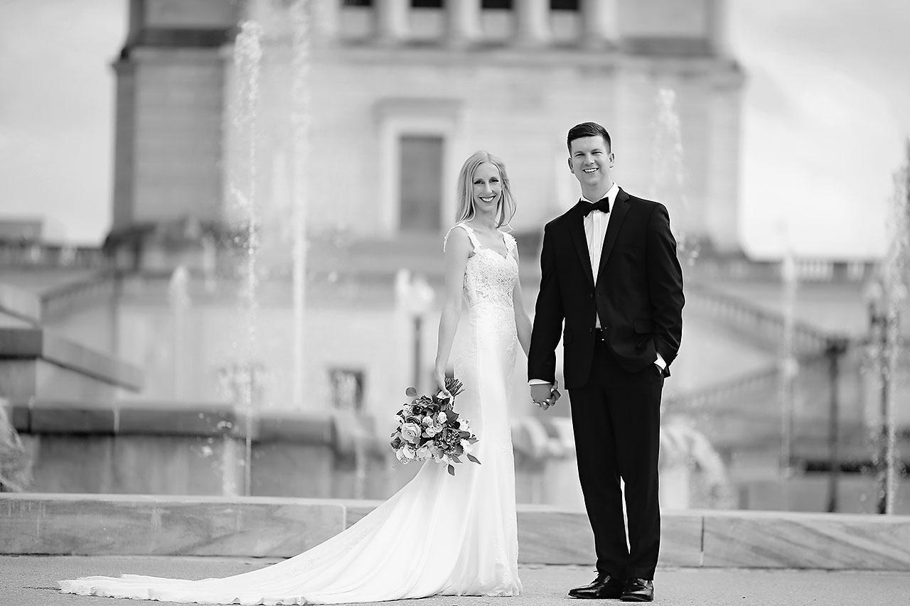Molly Declan Scottish Rite Indianapolis Wedding 248