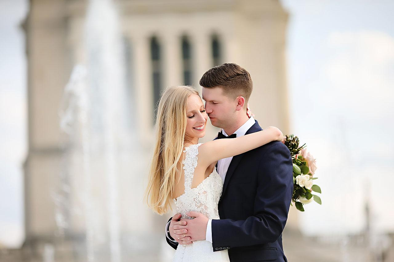 Molly Declan Scottish Rite Indianapolis Wedding 249