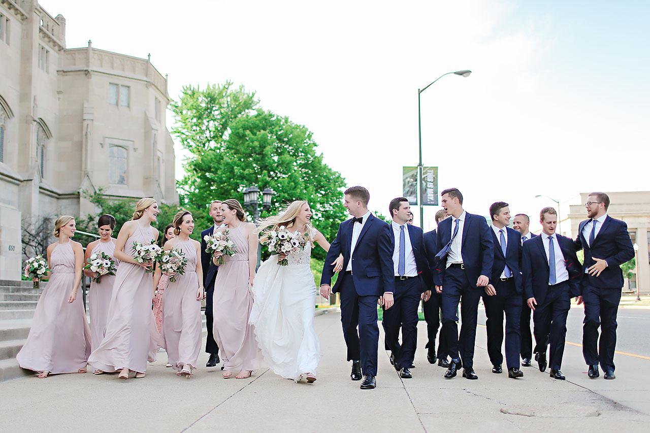 Molly Declan Scottish Rite Indianapolis Wedding 246