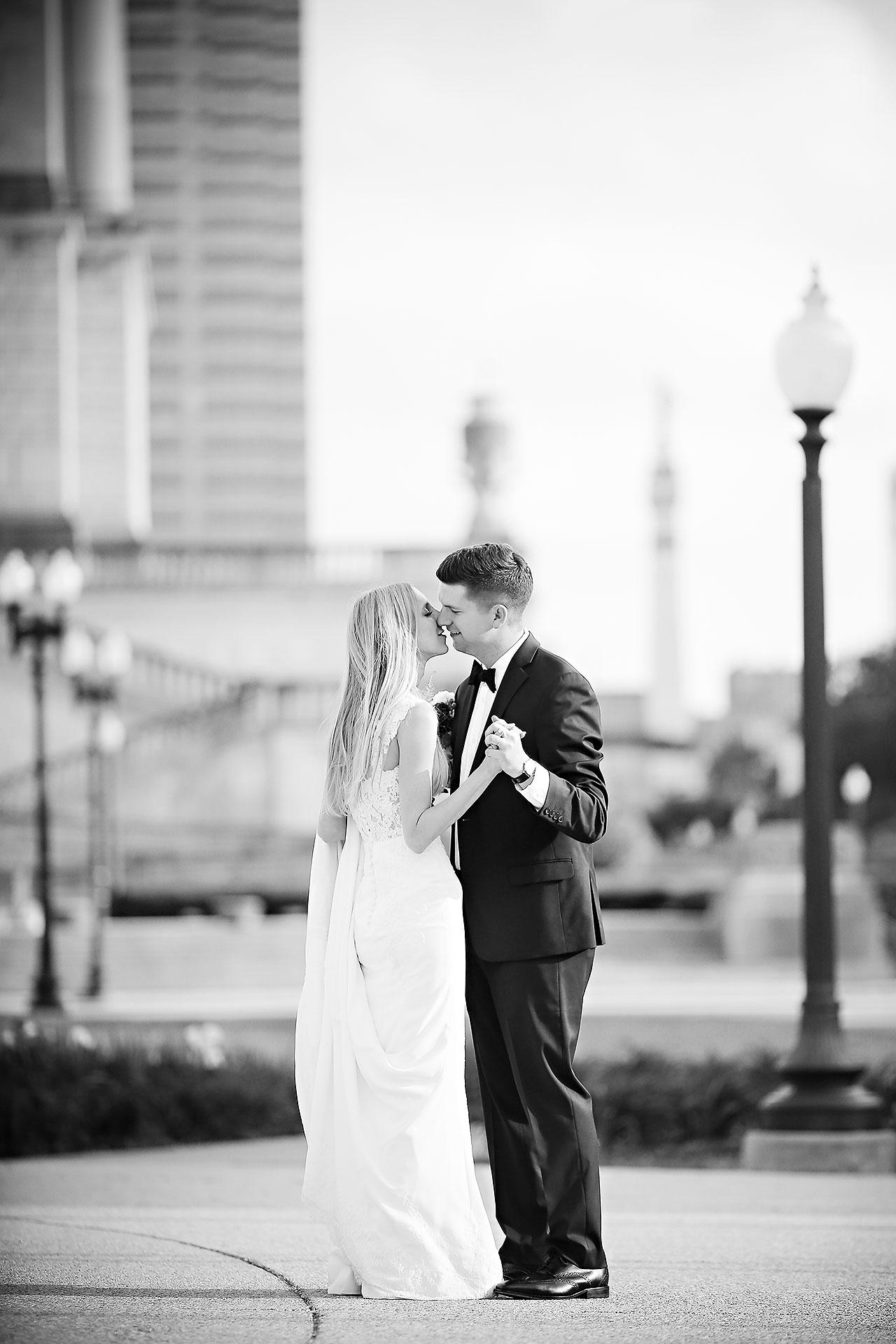 Molly Declan Scottish Rite Indianapolis Wedding 243