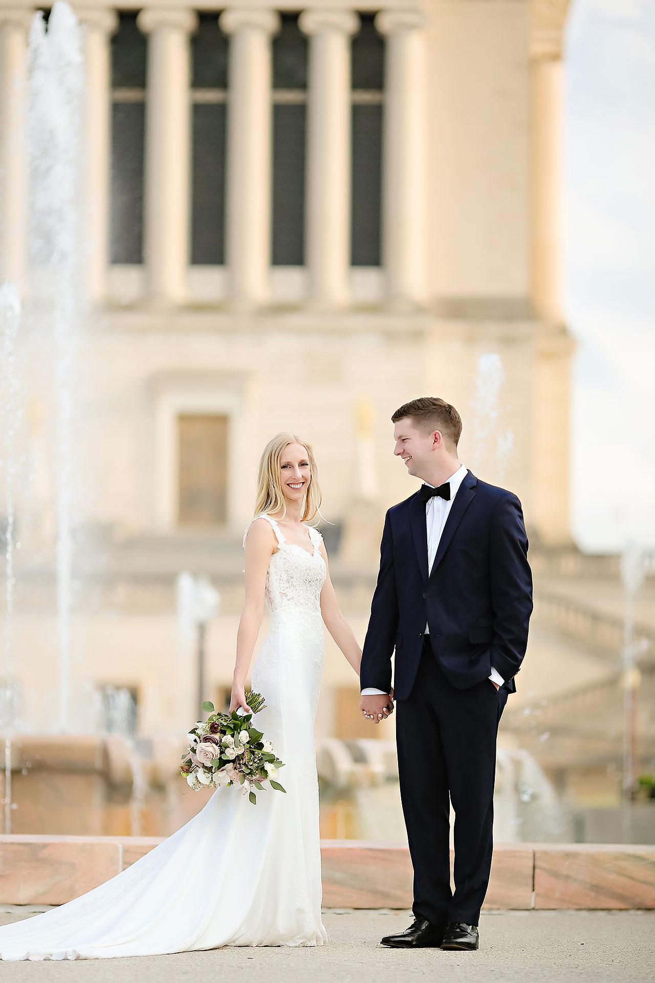 Molly Declan Scottish Rite Indianapolis Wedding 242