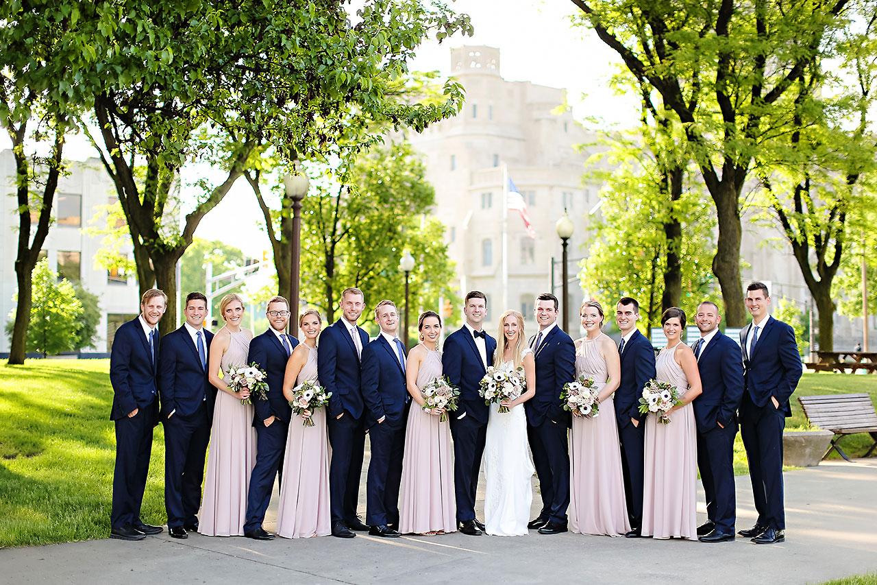 Molly Declan Scottish Rite Indianapolis Wedding 229