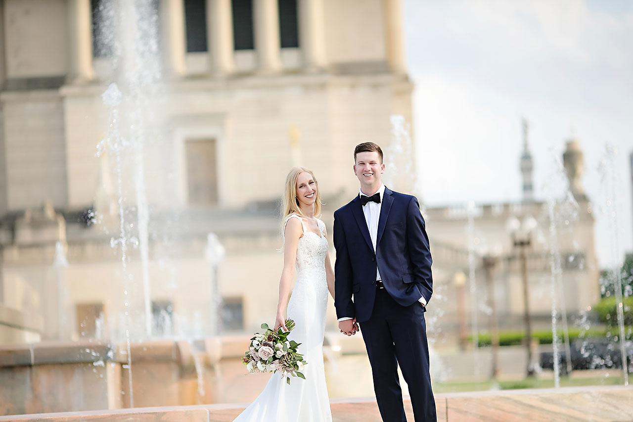 Molly Declan Scottish Rite Indianapolis Wedding 226