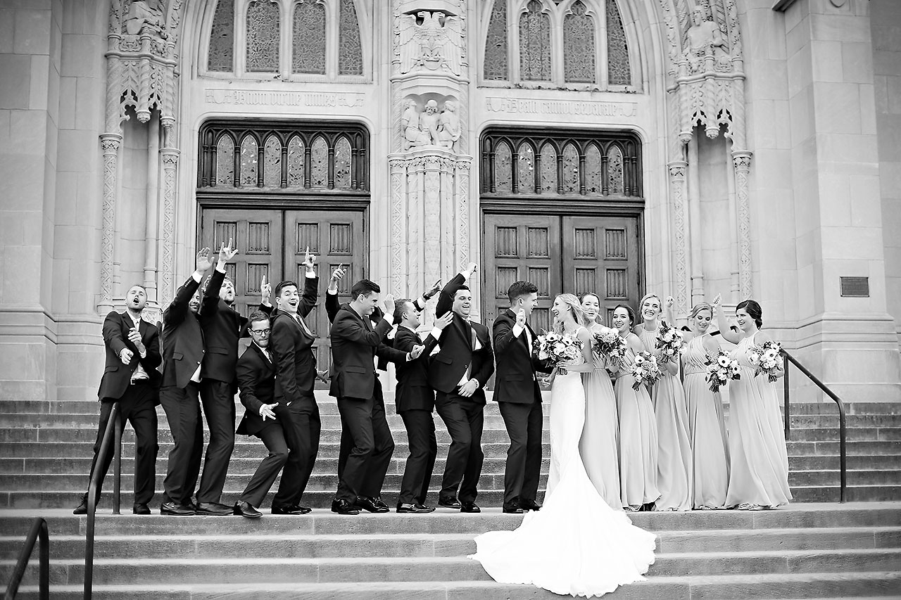 Molly Declan Scottish Rite Indianapolis Wedding 227