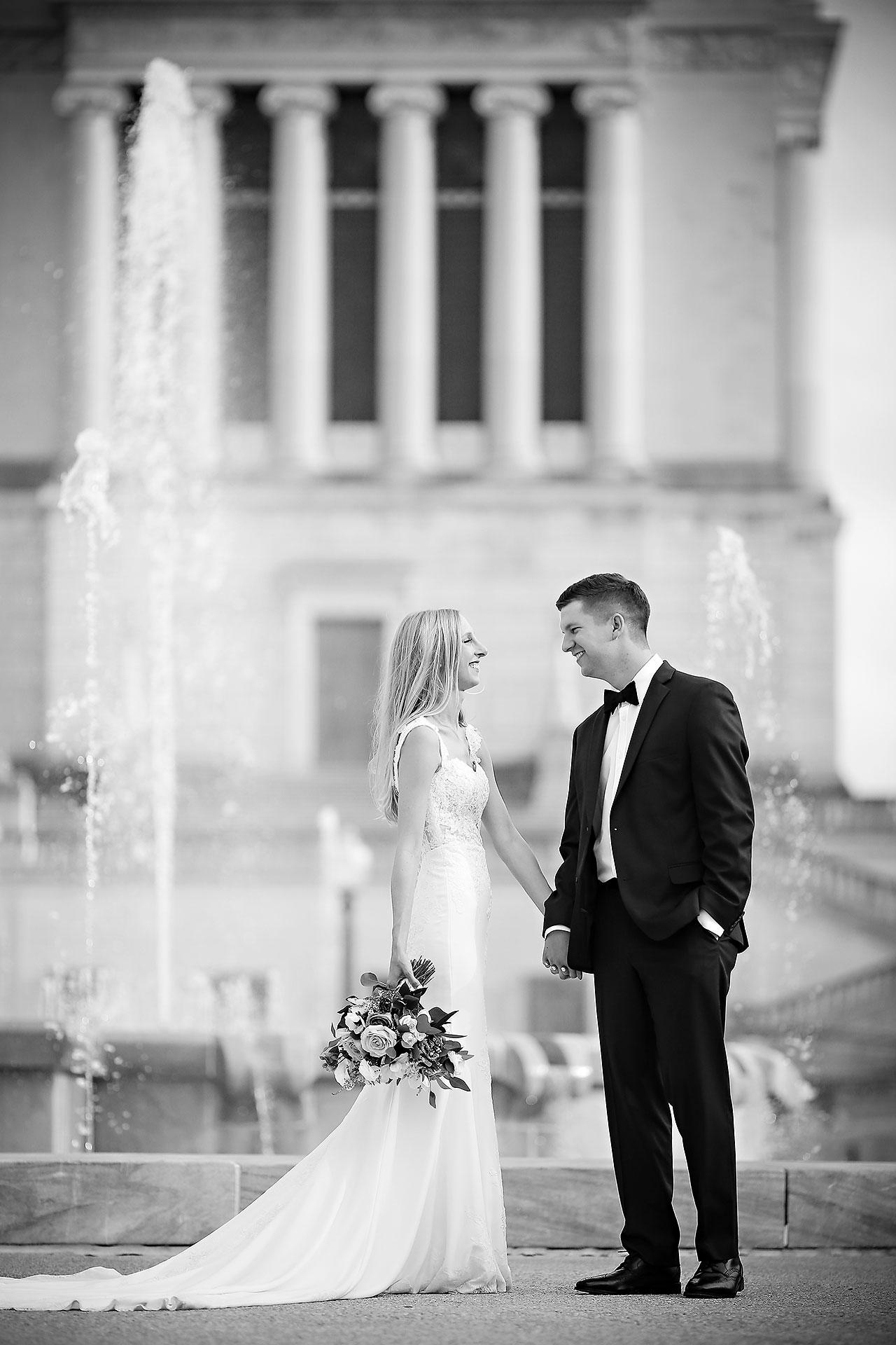 Molly Declan Scottish Rite Indianapolis Wedding 223