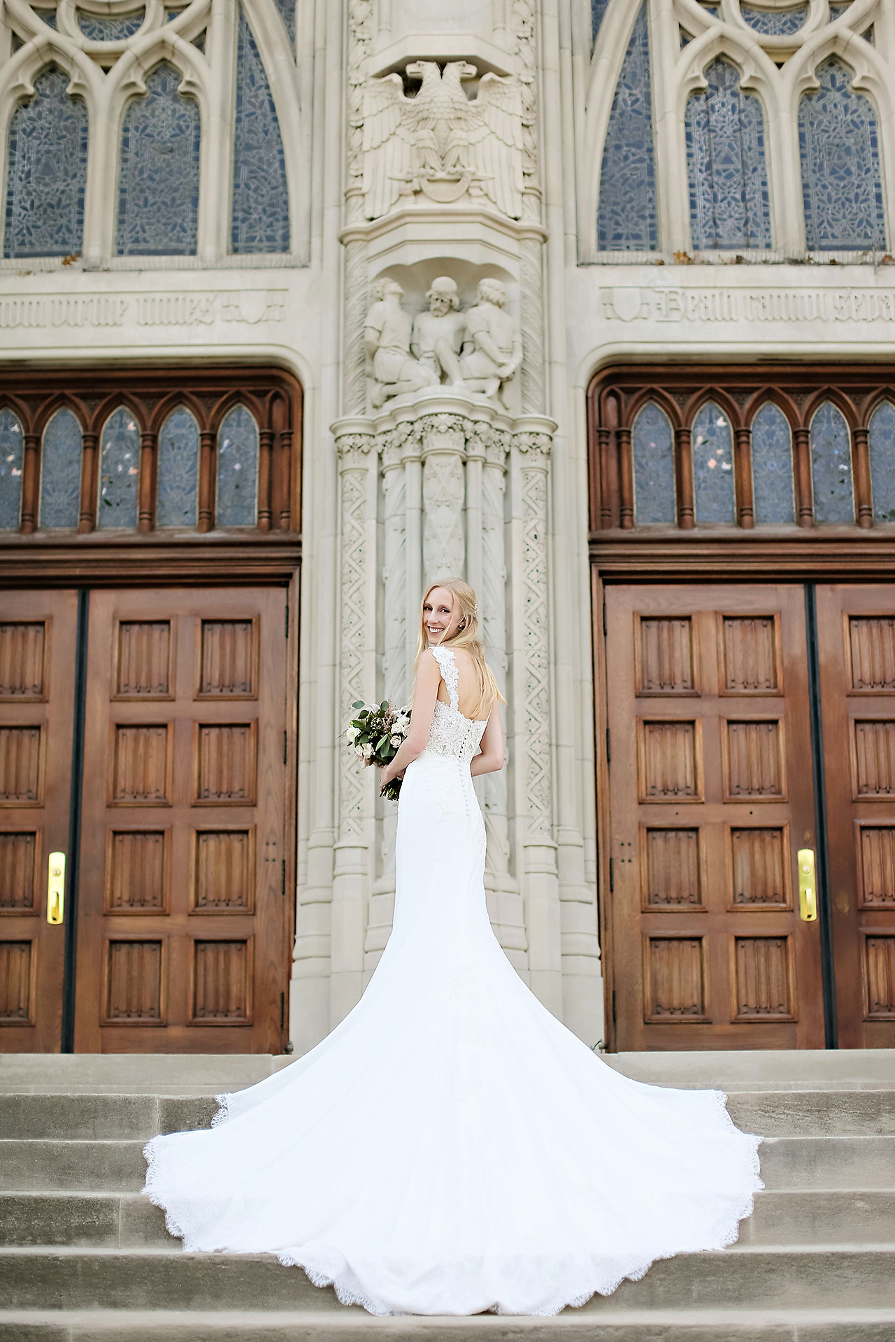 Molly Declan Scottish Rite Indianapolis Wedding 217