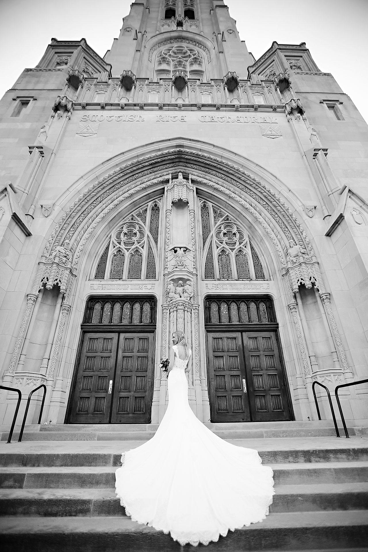 Molly Declan Scottish Rite Indianapolis Wedding 214