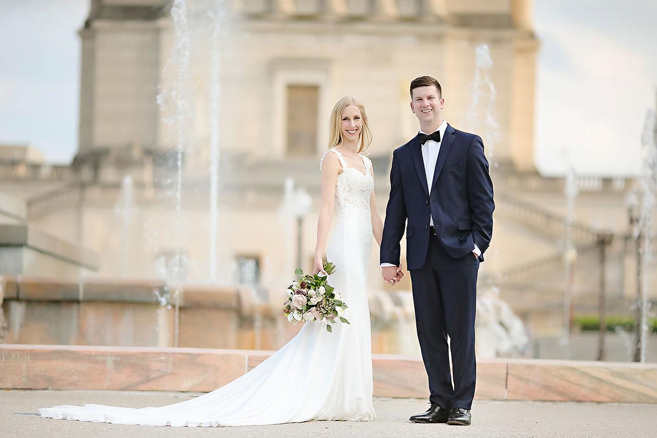 Molly Declan Scottish Rite Indianapolis Wedding 212