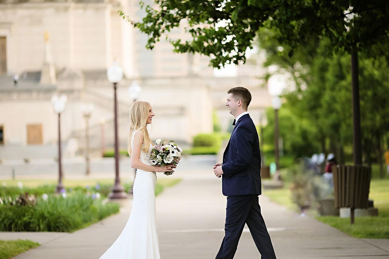 Molly Declan Scottish Rite Indianapolis Wedding 208