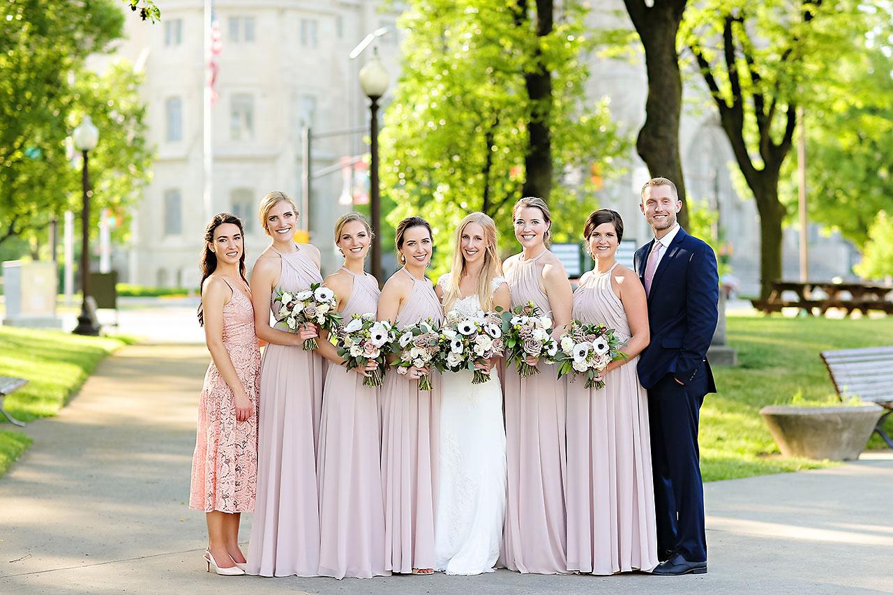 Molly Declan Scottish Rite Indianapolis Wedding 205