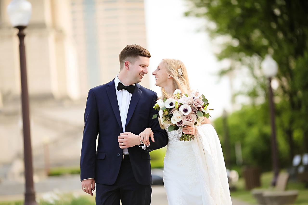 Molly Declan Scottish Rite Indianapolis Wedding 182