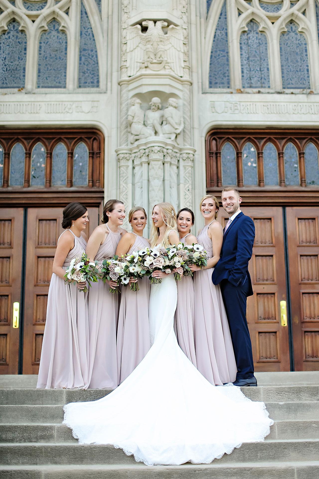 Molly Declan Scottish Rite Indianapolis Wedding 172