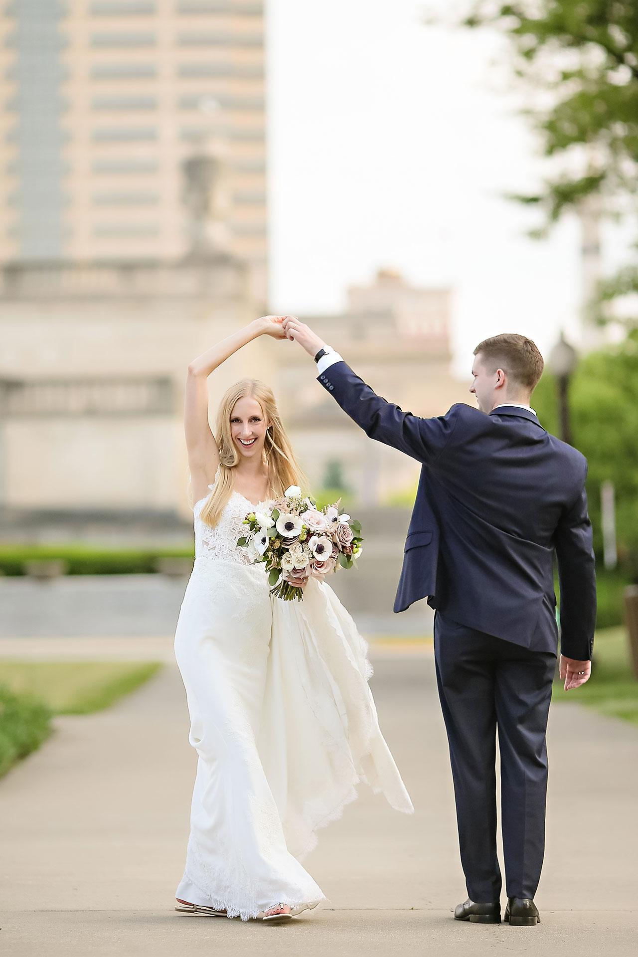 Molly Declan Scottish Rite Indianapolis Wedding 171