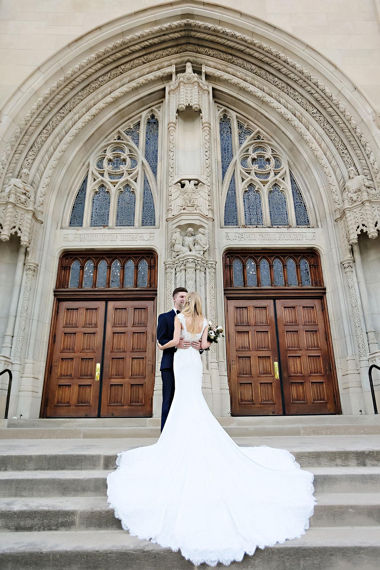 Molly Declan Scottish Rite Indianapolis Wedding 168