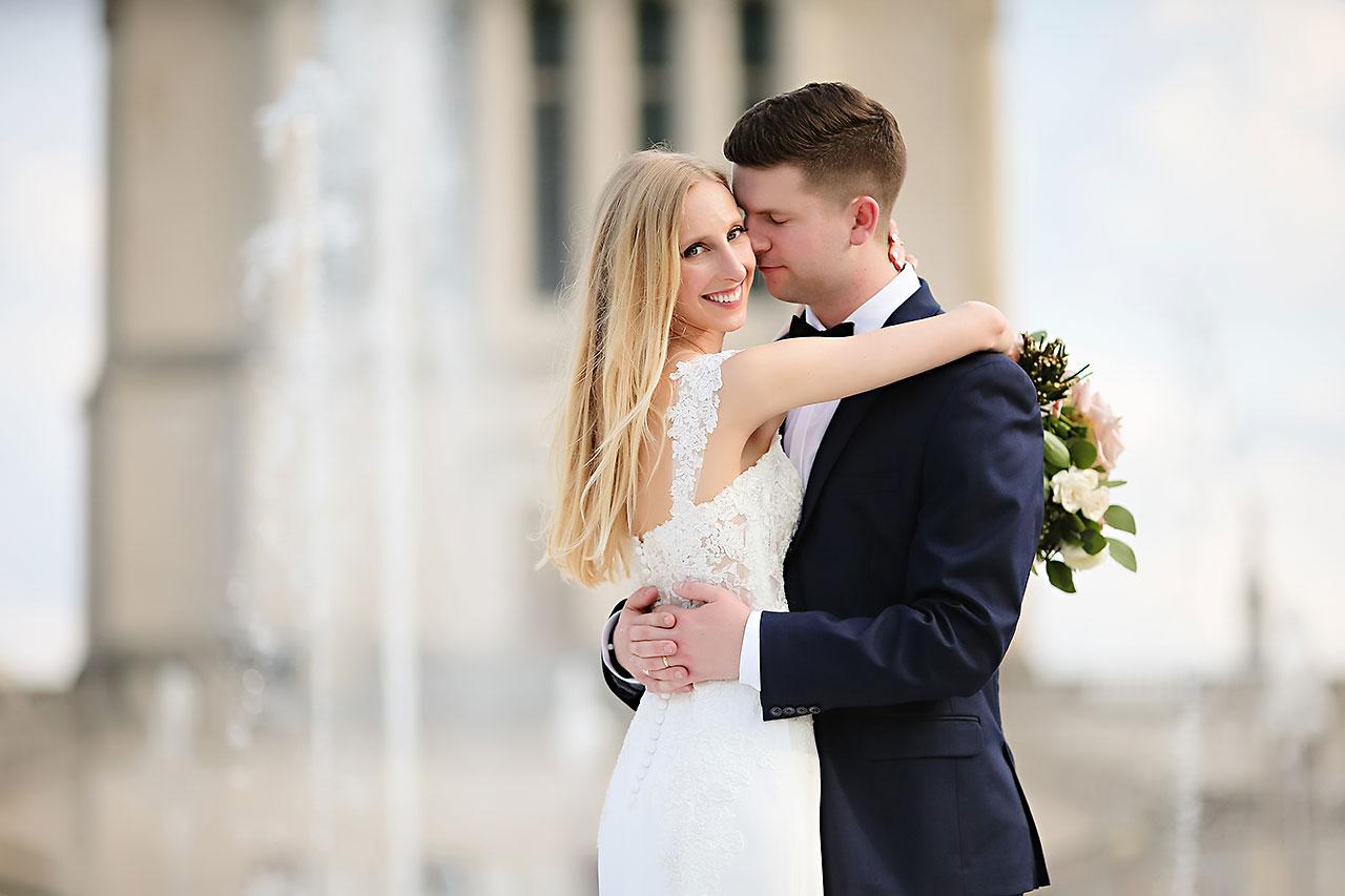 Molly Declan Scottish Rite Indianapolis Wedding 157