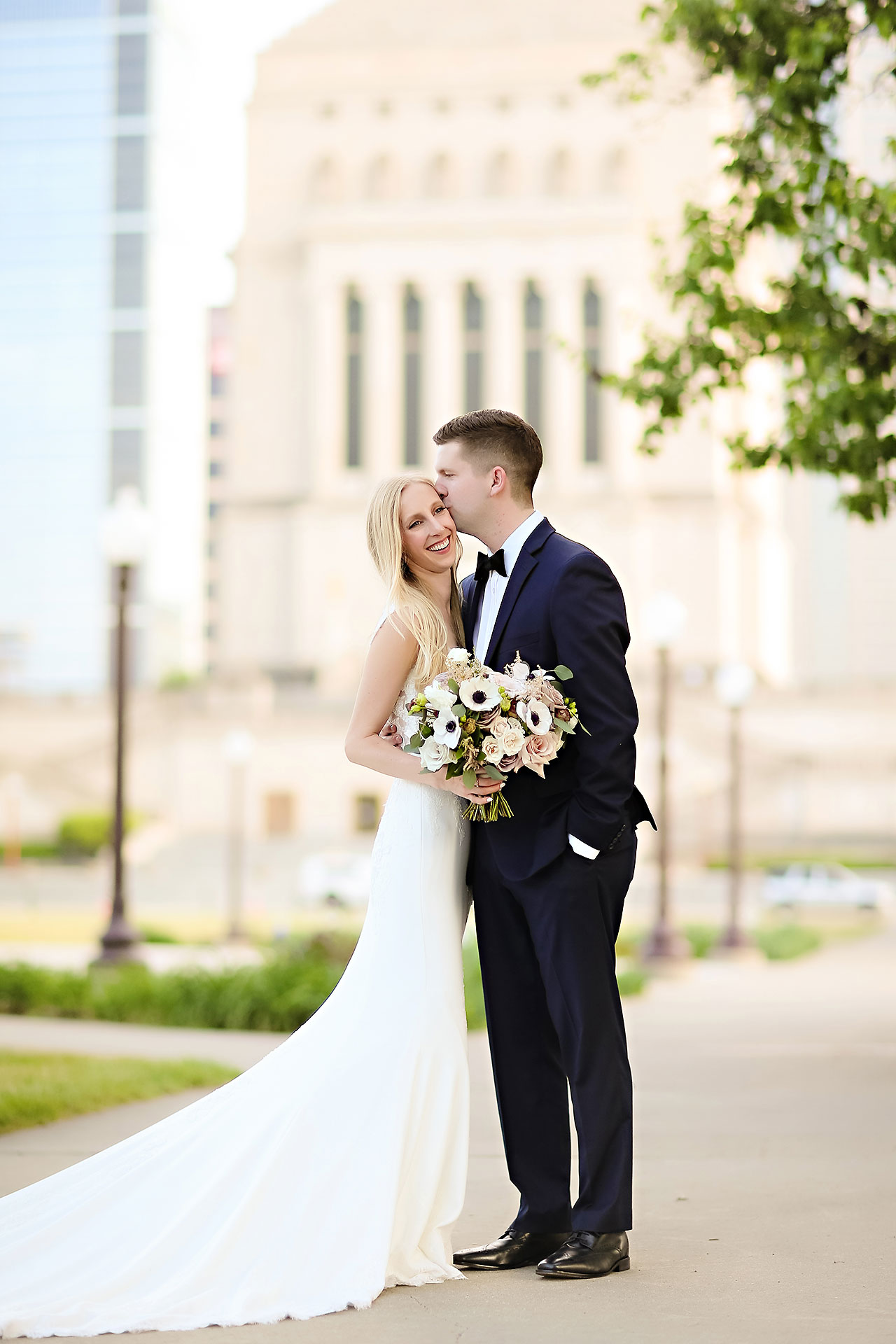 Molly Declan Scottish Rite Indianapolis Wedding 149