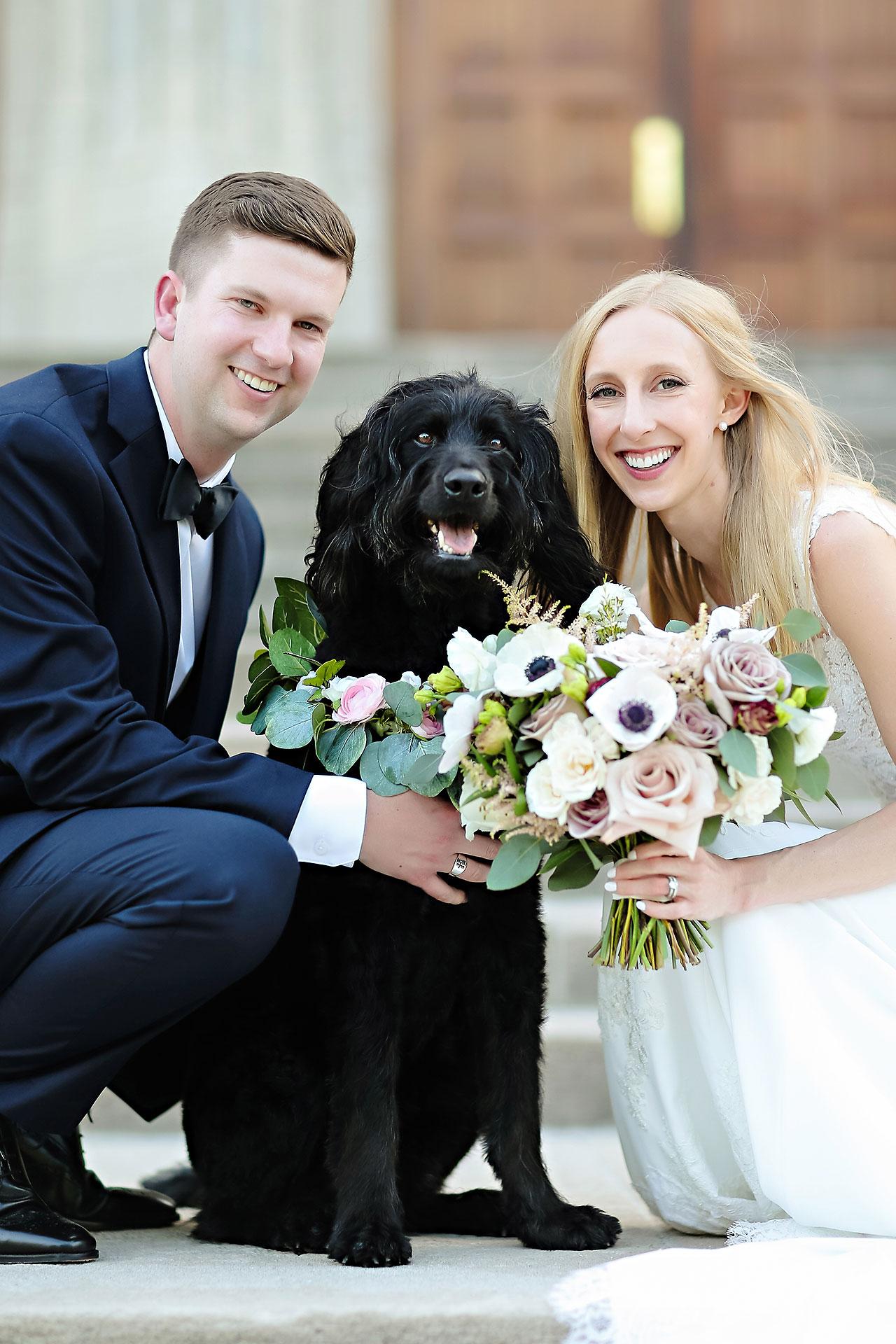 Molly Declan Scottish Rite Indianapolis Wedding 148