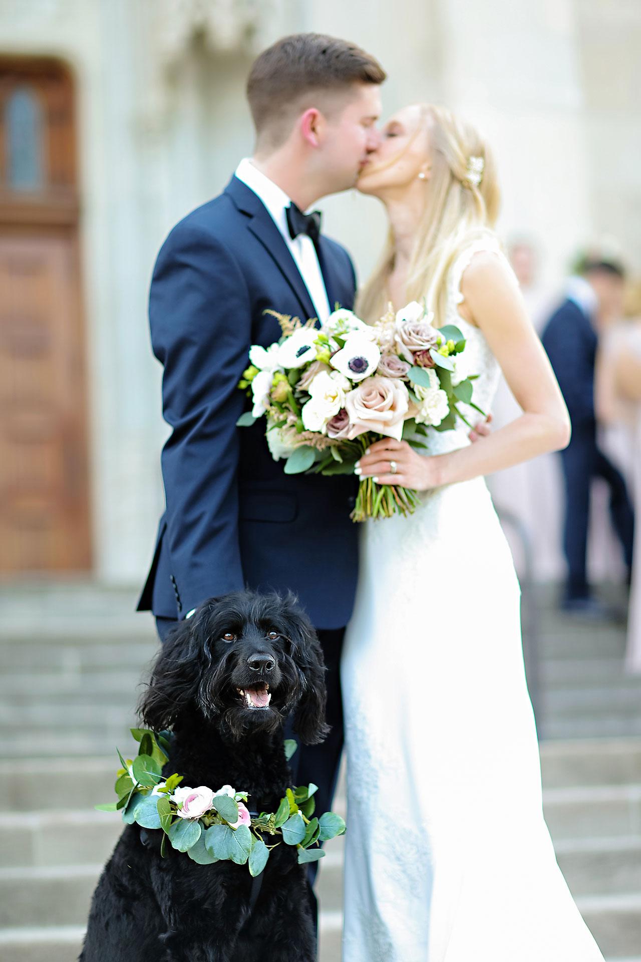 Molly Declan Scottish Rite Indianapolis Wedding 143