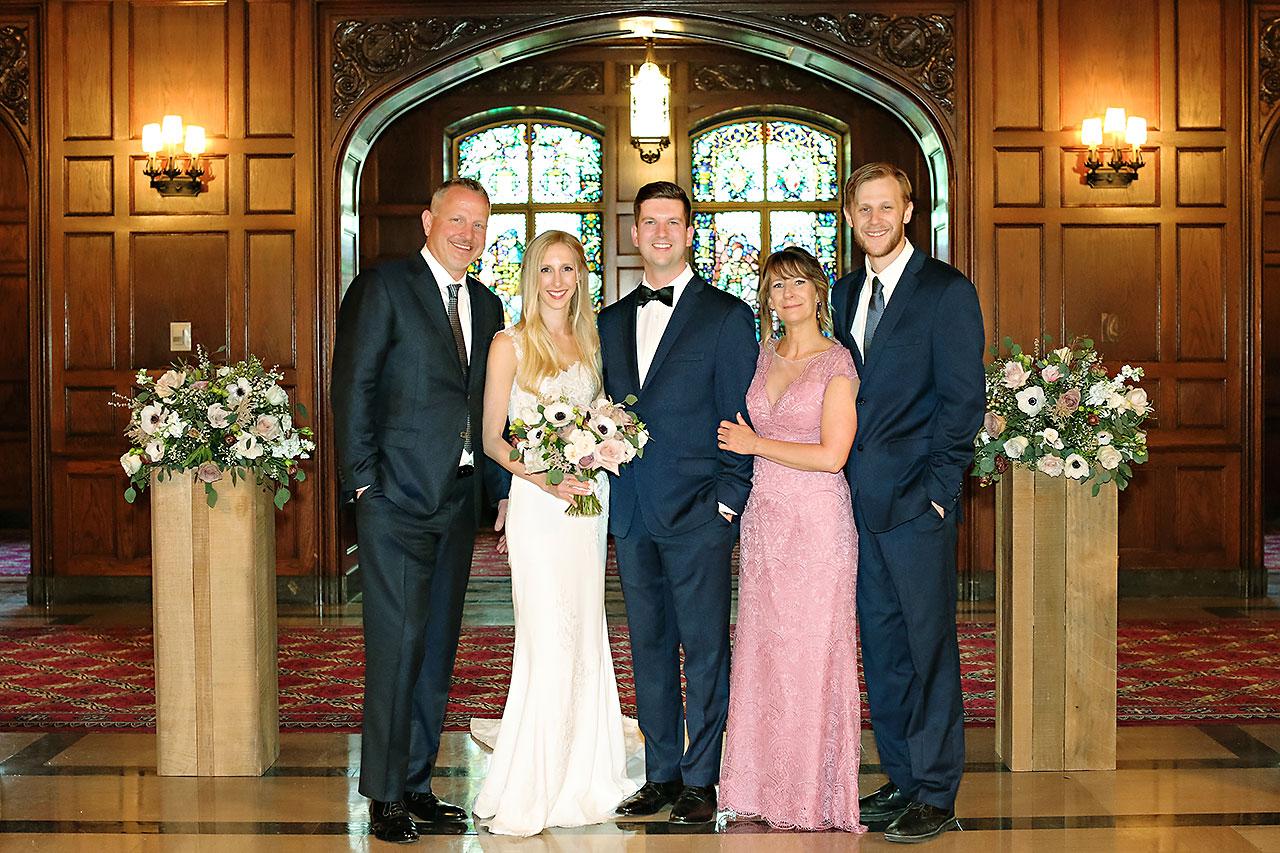 Molly Declan Scottish Rite Indianapolis Wedding 140